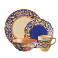 dining room casual blue dinnerware set for kitchen accessories ideas