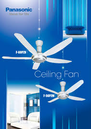 Ceiling Fan Manufacturers Usa Ceiling Fan Panasonic Home Appliances Pdf Catalogues