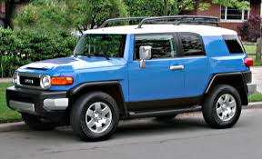 driven 2009 toyota fj cruiser