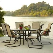 Jaclyn Smith Patio Furniture Replacement Parts 500 Home Depot Hampton Bay Belleville 7 Piece Patio Dining Set