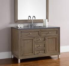 Bathroom Vanities Chicago Chicago White Washed Walnut 48 Vanitysense