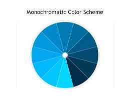 Monochromatic - example of monochromatic color home design