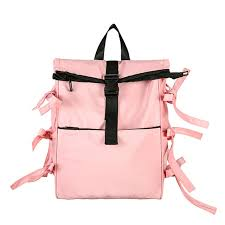 book bags with bows harajuku girl s bow backpack fashion preppy style fold belt