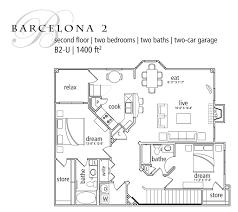 barcelona 2 floorplan mansions at sunset ridge apartments