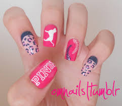 ahh yesss i u0027d rather have all the nails pink though nailin