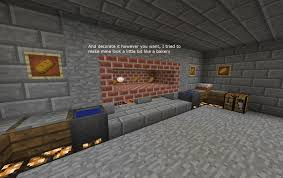 how to build a simple bread oven minecraft blog