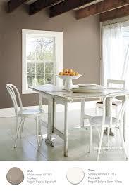 furniture fabulous square white benjamin moore pashmina dining