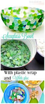 sea glass home decor 25 diy home decor ideas on a budget bowls glass and wraps