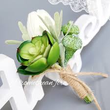 corsage and boutonniere for prom forest theme wedding flowers green succulent tulip corsages prom