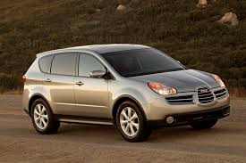 subaru b9 tribeca my car stefon car pinterest