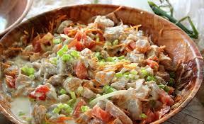 cuisine tahitienne recettes polynésie la recette du véritable poisson cru à la tahitienne