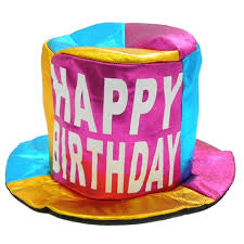 happy birthday hat marshmallow pop rakuten global market happy birthday hat