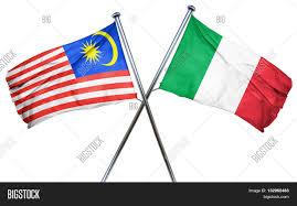 Malasia Flag Malaysia Flag Italy Flag 3d Image U0026 Photo Bigstock
