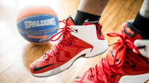 download wallpaper 3840x2160 shoes lebron ball nike spalding