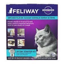 Comfort Zone With Feliway Calming Agents For Cats Pet Supplies