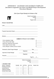 Detailed Construction Cost Estimate Spreadsheet 44 Free Estimate Template Forms Construction Repair Cleaning