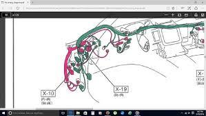 reverse wire for double din backup camera rx7club com mazda