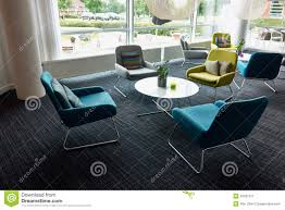 modern waiting room reception stock image image 33221011