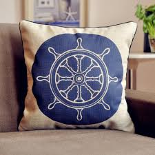 Car Themed Home Decor Online Get Cheap Nautical Themed Pillows Aliexpress Com Alibaba