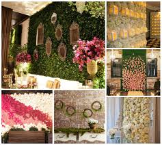 wedding backdrop garden wedding decor bring the outside in details