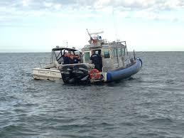 marine bureau coast guard saves 3 from sinking boat in atlantic wpix 11