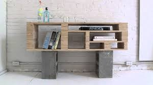 Diy Pink Washed Plywood Coffee Table Fall For  Loversiq - Design place apartments