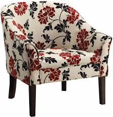 Floral Accent Chair Tweetalk - Floral accent chairs living room
