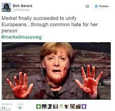 Advice Hitler Meme - at least hitler liked his own country german pm angela merkel