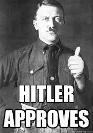 Approved Meme - hitler approves approved quickmeme