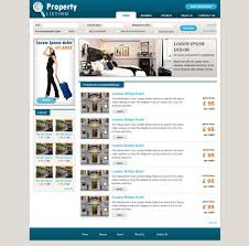 Web Templates For Real Estate by Real Estate Website Template Free Real Estate Web Templates
