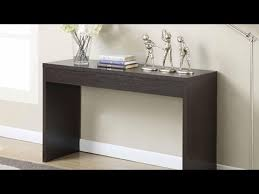 convenience concepts console table convenience concepts northfield hallway console table youtube