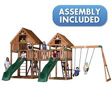 Backyard Discovery Atlantis by Wooden Backyard Playsets U2013 Multi Activity Play Centers For Kids