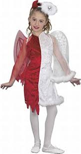 Devil Halloween Costumes Kids Amazon Angel Devil Kids Costume Small Clothing