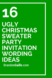the 25 best christmas party invitation wording ideas on pinterest