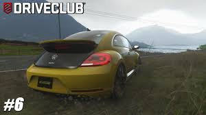 2013 volkswagen beetle gsr and driveclub ps4 pro gameplay playthrough driveclub tour