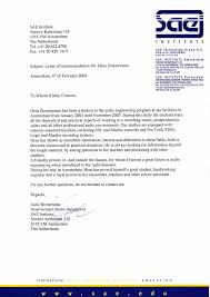 letter of recommendation resume college requesting a letter of