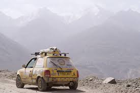 nissan micra race car miracle micra u0027 makes mongol rally memories for friends nissan