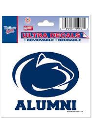 penn state alumni sticker shop penn state car decals nittany lions window stickers psu