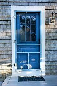 can you use an existing door for a barn door choosing and installing a screen door bob vila