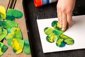 hello wonderful 12 cheerful st patrick u0027s day art projects for kids