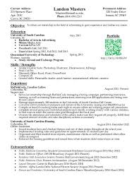 Resume Examples For College Students Internships Resume For Internship Cbshow Co