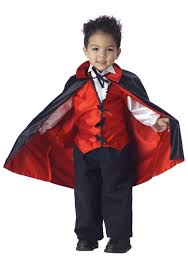 asda childrens halloween costumes boys gothic vampire costume
