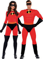 Incredibles Family Halloween Costumes Incredibles Couples Costumes Holi Daze