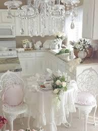 deco cuisine shabby les meubles shabby chic en 40 images d intérieur