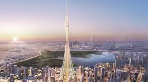 plans to build a dubai skyscraper taller than burj khalifa in the
