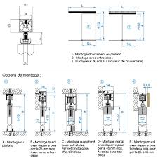 comment poser une porte de chambre charmant comment poser une porte coulissante encastrable 3 poser