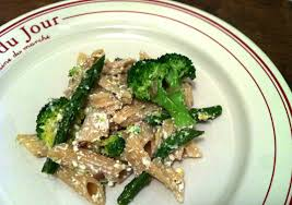 cuisiner la ricotta penne au brocoli asperge et ricotta envie de cuisiner