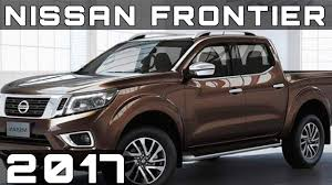 nissan frontier nismo 2017 2017 nissan frontier review youtube