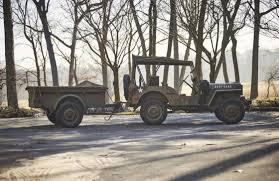 bantam jeep trailer 1943 willys jeep with trailer