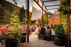 Backyard Beer Garden - inside the brewery that makes new york u0027s best beer the bridge